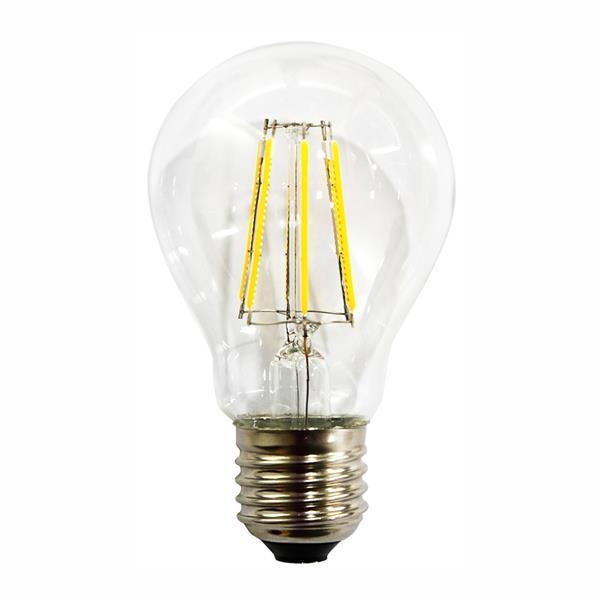 Ampoule DEL - A19 - 6 W - 5000 K - paquet de 6