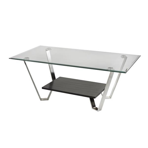 Table basse Avalon , verre