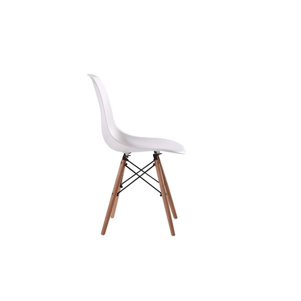 Eiffel White Chair (Set of 2)