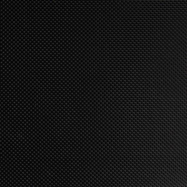 "Tabouret de bar Mirage, 15,5"" x 17"" x 25"", métal, noir"