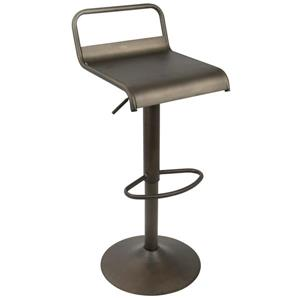 Tabouret de bar Emery, 16,5