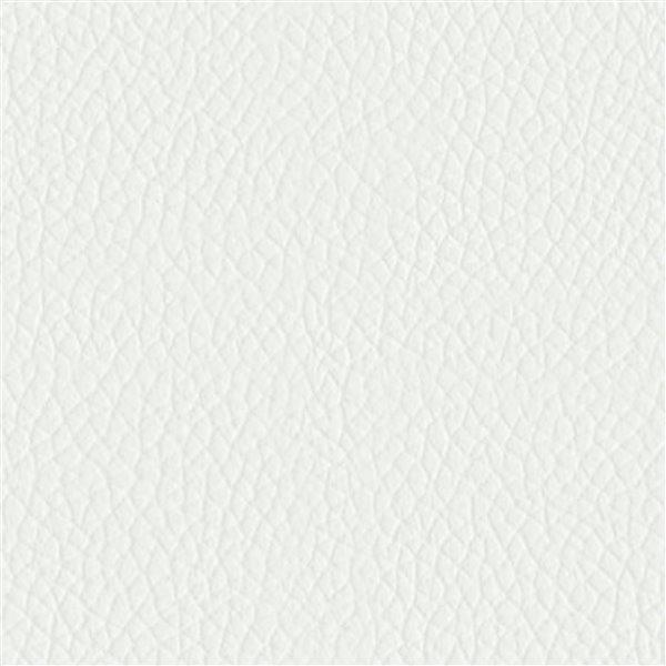 CorLiving Woodgrove Cream Leatherette Seat Swivel Counter Stool (Set of 2)