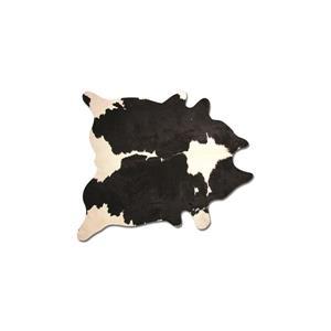 Natural by Lifestyle Brands Kobe Cowhide Rug - 5'x 7' - Black/White