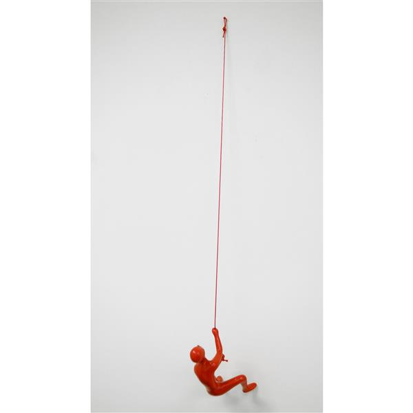 Natural by Lifestyle Brands Suspended Climber - Red