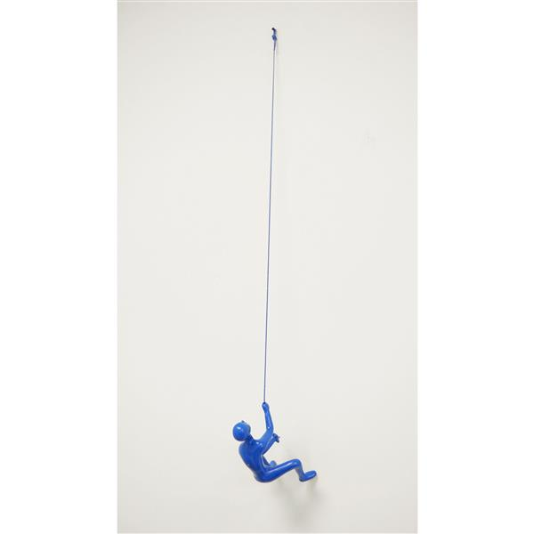 Natural by Lifestyle Brands Suspended Climber - Blue