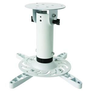 TygerClaw 7.9-in White Projector Ceiling Mount
