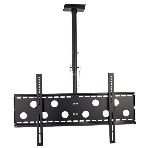 TygerClaw 40-in to 70-in Black Ceiling Mount