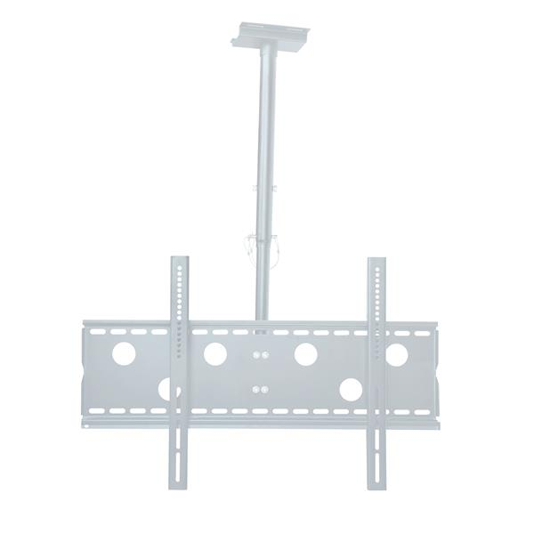 TygerClaw 32-in to 63-in Gray Ceiling Mount
