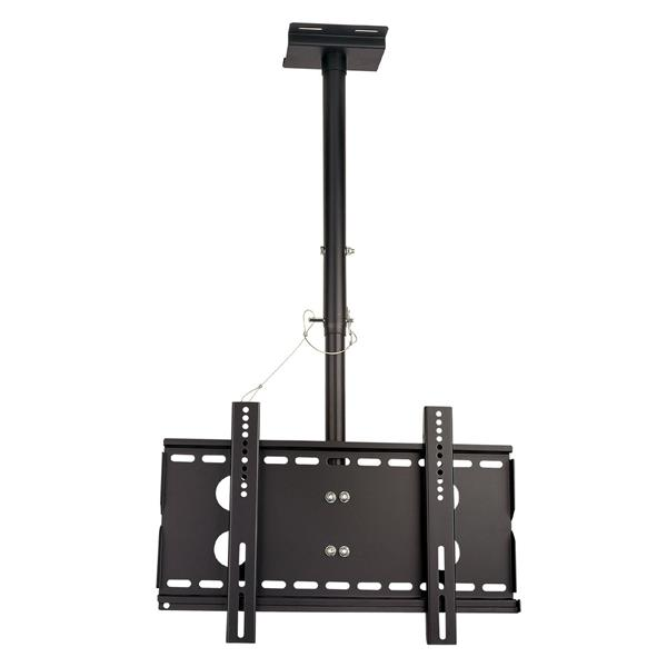 TygerClaw 23-in to 37-in Black Ceiling Mount