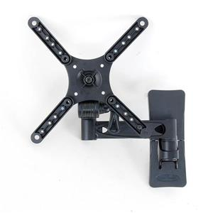 TygerClaw 10-in to 37-in Black Full Motion Wall Mount