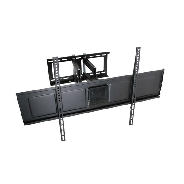 TygerClaw 42-in to 90-in Black Full Motion Wall Mount