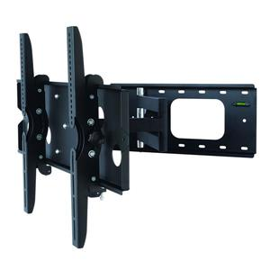 TygerClaw 32-in to 70-in Black Full Motion Wall Mount