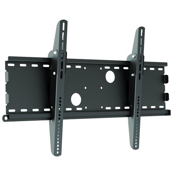 TygerClaw 32-in to 63-in Black Fixed Wall Mount