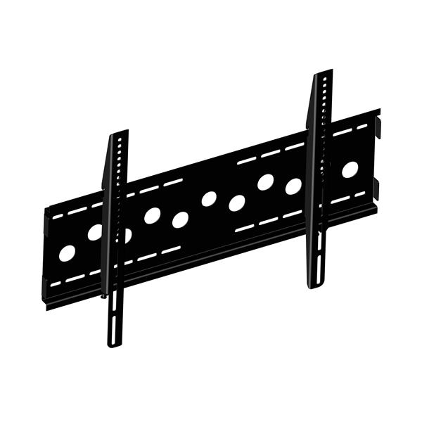 TygerClaw 36-in to 55-in Black Fixed Wall Mount