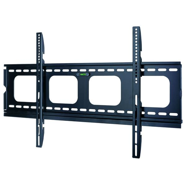 TygerClaw 32-in to 60-in Black Fixed Wall Mount