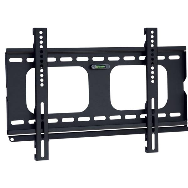 TygerClaw 23-in to 42 -in Black Fixed Wall Mount