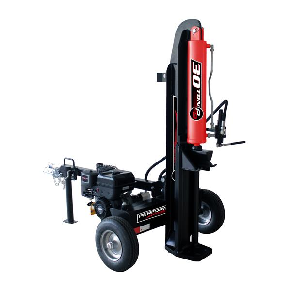Performance Built 30T Log Splitter with B & S 250cc engine