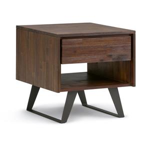 Lowry End Table - Square - 22