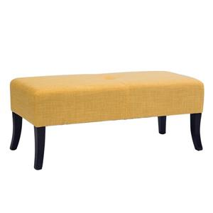 Antonio Wide Bench - Fabric - 46