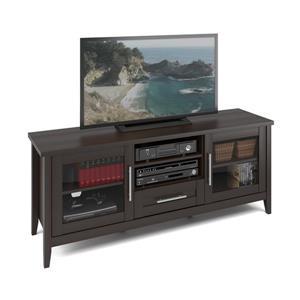 CorLiving Jackson Espresso TV Stand