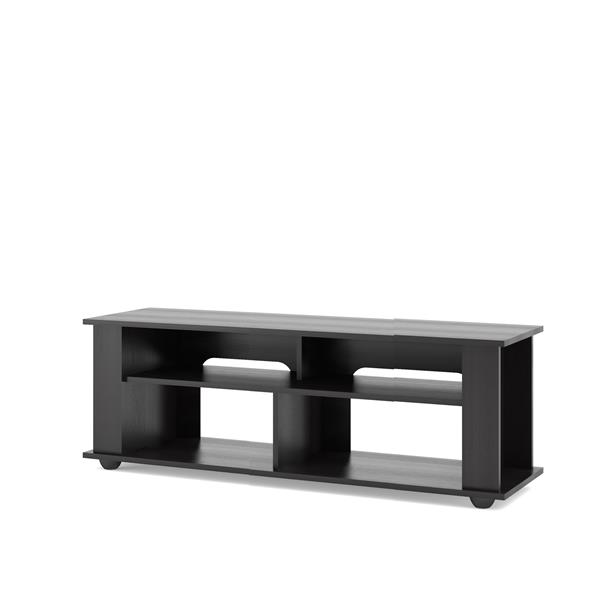 CorLiving Bakersfield Ravenwood Black TV Stand for TVs up to 55 inches