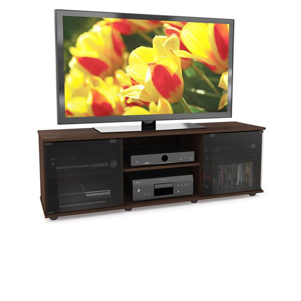 CorLiving Fiji Urban Maple TV Stand for TVs up to 64 inches