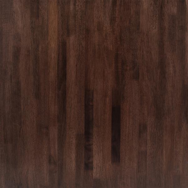 """Table ovale extensible Dillon avec rallonge-papillon de 12"""""""
