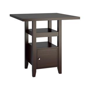 Table de salle à manger Bistro à hauteur de comptoir