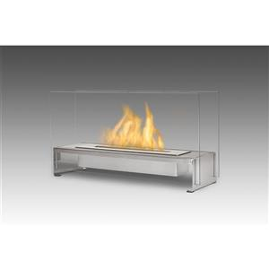 Eco-Feu Stainless Steel Rio Tabletop Fire Feature