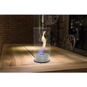 Juliette Tabletop Fire Feature - Stainless