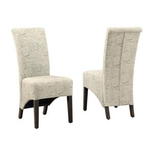Monarch Specialties Cream Dining Chair (Set of 2)