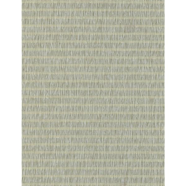 Sun Glow 53-in x 48-in Cordless Motorized Textured Off-White Roman Shade