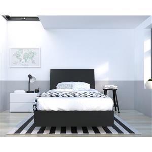 Ens. de chambre à coucher Orca simple, 3 mcx