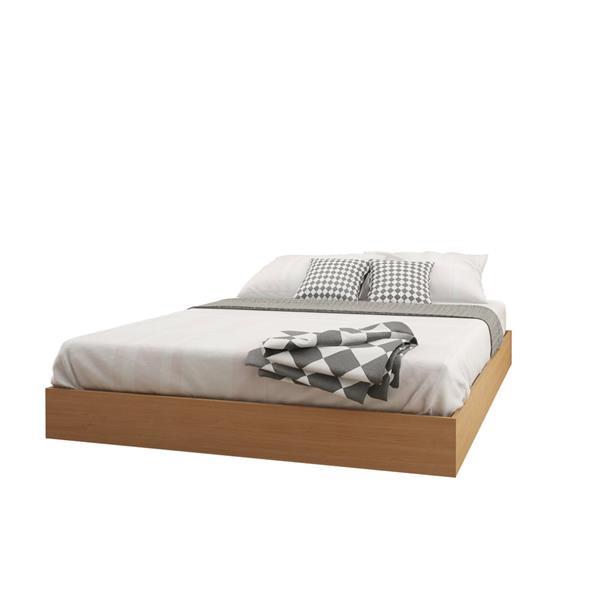 Nexera 2 Piece Maple Queen Bedroom Set