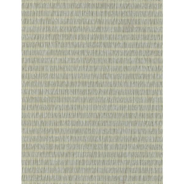 Sun Glow 53-in x 48-in Humid/Beige Textured Roman Shade