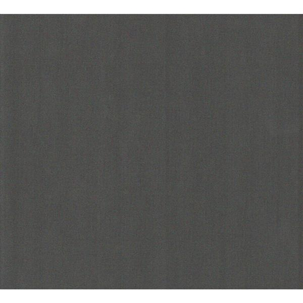 """Store filtrant à rouleau et cantonnière, 34""""x72"""",cendre/gris"""