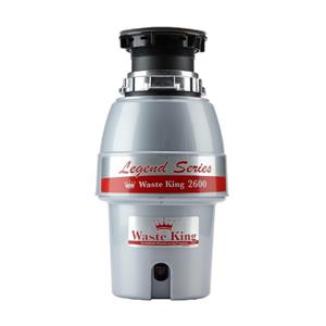 Food Waste Disposer - 1/2 HP
