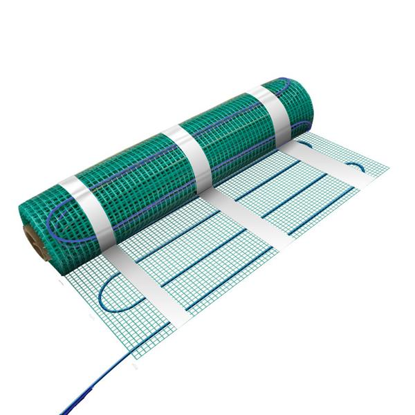 WarmlyYours Tempzone™ 3-in x 60-in 240V Green Flex Roll