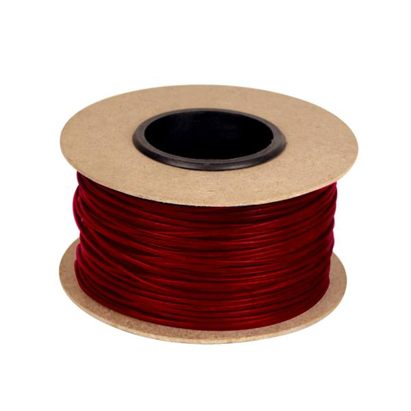 WarmlyYours Tempzone™ 0.25-in x 395-in 240V Red Floor Heating Cable
