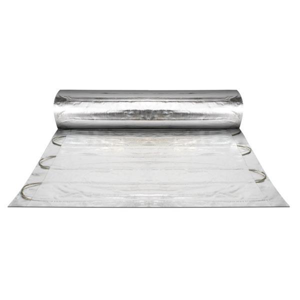 WarmlyYours Environ™ 1.5-in x 10-in 120V Aluminum Foil Flex Roll