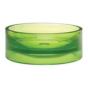 Decolav Lana Above-Counter Round Absinthe Resin Sink