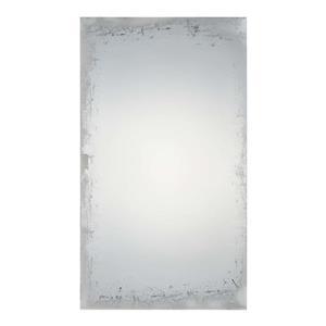 """Miroir Chase, Notre Dame Design, 24"""" x 40"""", verre, clair"""