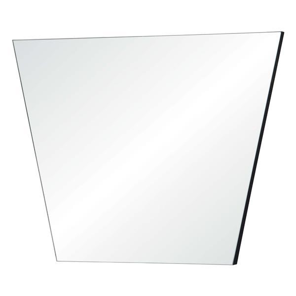 Notre Dame Design Duke Mirror - 20-in x 15-in- Glass - Clear