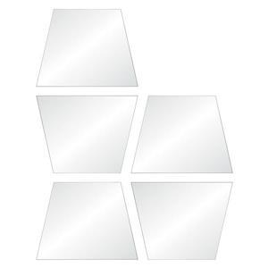 "Miroir Duke, Notre Dame Design, 20"" x 15"", verre, clair"