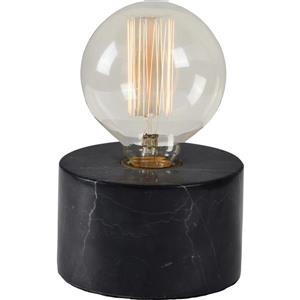 Lampe Sefton, Fallon & Rose, tissu, noir