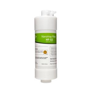 Filtre Nanotrap H2O+ Cypress, étape 2