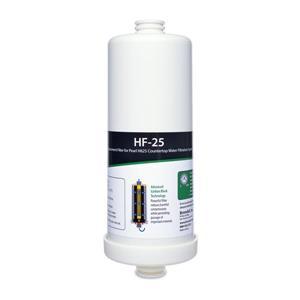 Filtre à eau bloc de carbone H2O+ Pearl
