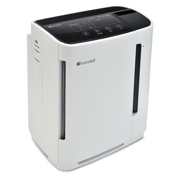 "Purificateur d'air humidificateur O2+ Revive, 12,5"", blanc"