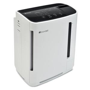 "Purificateur d'air humidificateur O2+ Revive, 12,5"", blanc"