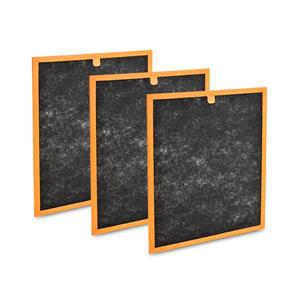 Filtre de réduction de dégazage O2+ Revive, lot de 3